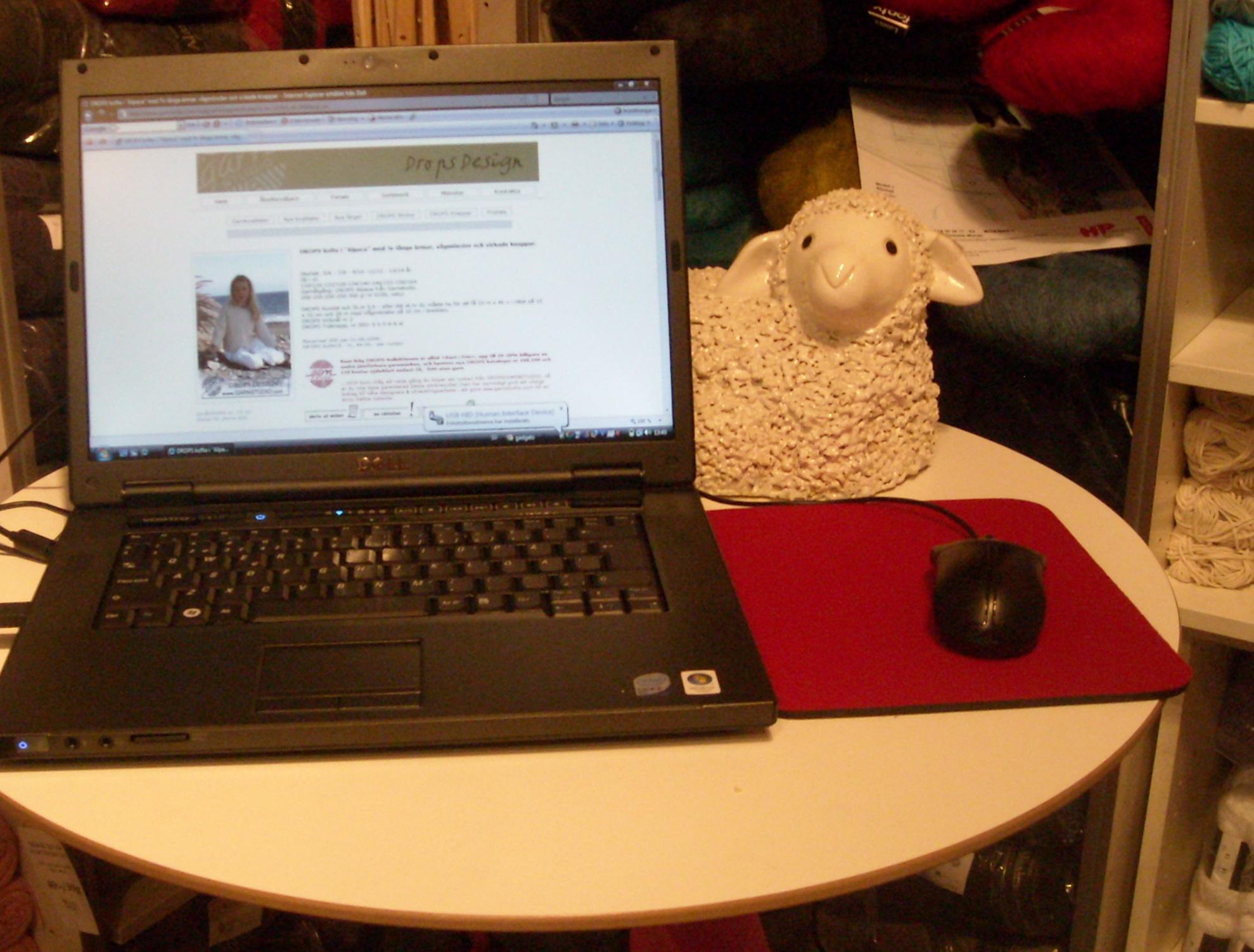 Nya datorn