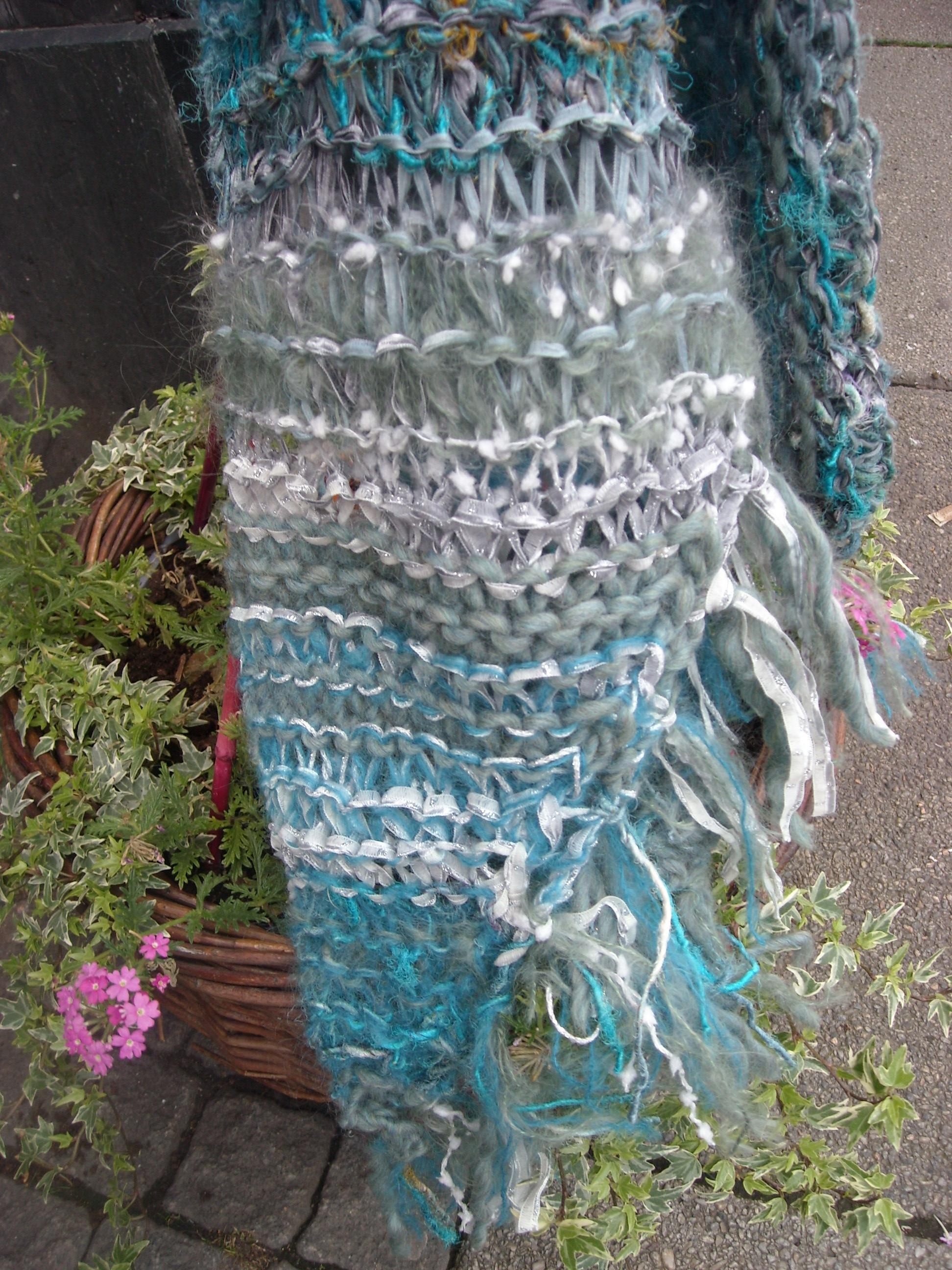 Gröna sjalen